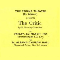 The Critic - H<br>Mar 1967