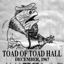 Toad of Toad Hall - H<br />Dec<br />Updated incl., new scans 28-May-2019. Previously edited 2013.