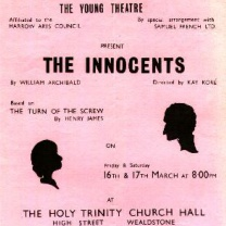 The Innocents - H<br>Mar 1973