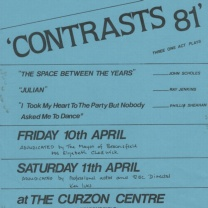 Contrasts'81<br>Apr 1981