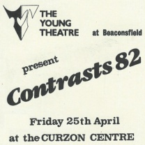 Contrasts '82<br>Apr 1982