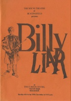 Billy Liar<br />Dec<br />New, 31 Jan 2017