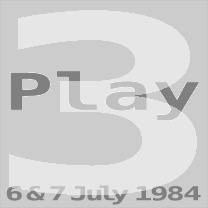 3-Play<br />Jul<br />Added ticket, programme, and press. 22-May-2020