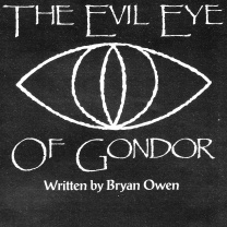 The Evil Eye of Gondor<br />Apr<br />Updated. Added two press cuttings, poster. 13 Mar 2018