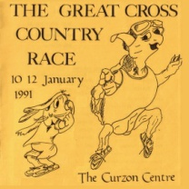 The Great Cross Country Race<br>Jan 1991