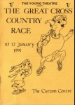THE GREAT CROSS COUNTRY RACE