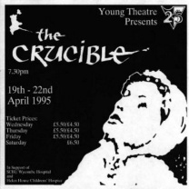 The Crucible<br />Apr<br />Rescanned and new photo 23-Nov-2019; Updated to mobile 19-Oct-2019;