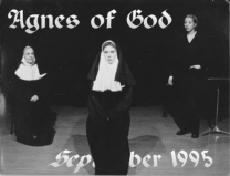 Agnes of God<br />Sep<br />Review of 1995 added, 13 Sep 2017