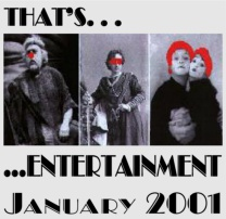 That's Entertainment<br>Jan 2001