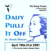 Daisy Pulls It Off<br>Apr 2001