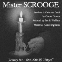 mister Scrooge<br />Jan<br />5 New photos, programme and ticket 24 Oct 2018;