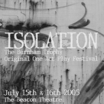 Isolation - BT<br />Jul<br />Updated and Programme added 11-Mar-2019; new, 2007.