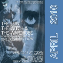 The Lion, the Witch and the Wardrobe<br>Apr 2010