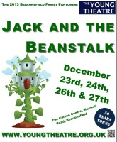 Jack and the Beanstalk<br>Dec 2013