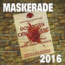 Maskerade<br>Jul 2016