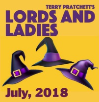 Lords and Ladies<br />Jul<br />New, 23-May-2019