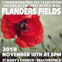 Flanders Fields<br />Nov<br />New 30-11-2018