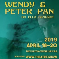 Wendy and Peter Pan<br>Apr 2019