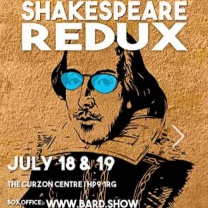 Shakespeare Redux - BT<br />Jul<br />New 30-11-2018