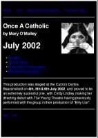 Once a Catholic<br>Jul 2002