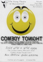 Comedy Tonight<br>Jul 2006