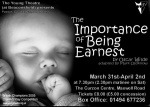 The Importance of being Earnest<br />Mar<br />Last edited before 2014